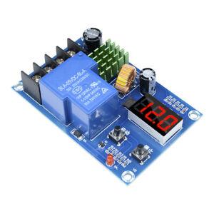 6-60V lead-acid Battery Charge Controller Protection Board switch 12V 24V 48V MO