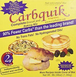 Carbquik Baking Mix 3 lb (48 oz)