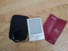 Sony e-Reader Pocket Edition Silver PRS-300 eBook Reader