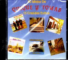 QUIQUE Y TOMAS - 15 GRANDES EXITOS - CD