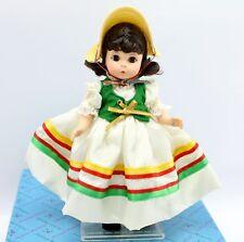 Vintage Madame Alexander CANADA Doll & Box #534