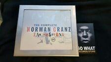NORMAN GRANZ - THE COMPLETE NORMAN GRANZ JAM SESSIONS. BOX 5 CD VERVE