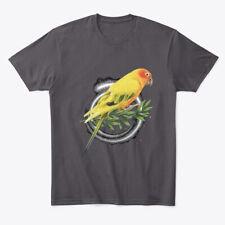 Conure Parrot Lover / Premium Tee T-Shirt