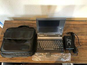 Texas Instruments TravelMate 3000 Vintage Laptop