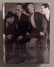 THE MARX BROTHERS SILVER SCREEN COLLECTION DVD NEW corner dings