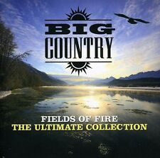 Fields Of Fire: The Ultimate Collection - Big Country (2011, CD NIEUW)