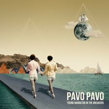 PAVO PAVO - YOUNG NARRATOR IN THE BREAKERS   CD NEU