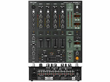 Behringer Djx900usb Mixer 5 Channels USB with Effects Digital Crossfader Optical