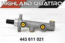 Audi ur quattro brake master cylinder 443611021