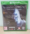Shadow of Mordor GOTY Edition Xbox One  Pal UK New Factory Sealed