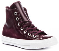 CONVERSE Chuck Taylor All Star Leather 557939C Sneakers Chaussures Bottes Femmes