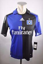 HSV Trikot Gr. XXXL Hamburg Adidas blau schwarz away 3XL 08-10 Jersey NEU Shirt