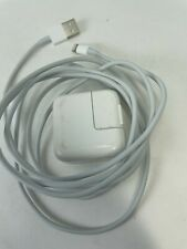 Genuine 12W USB Wall Charger for Apple iPad 4 5 6 7 9.7 Air Pro with 6ft Cable