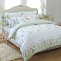 Great Knot 100% Egyptian cotton Floral green duvet cover single double European