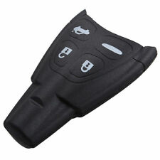 Nuevo Para SAAB 4 botón recambio Control Remoto Llave Carcasa Para 93 95 9-3 9-5 + A03 logotipo