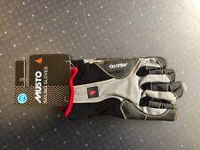 fingerlos Rigger Gloves 10 XL BluePort Segelhandschuhe Rinderleder Gr
