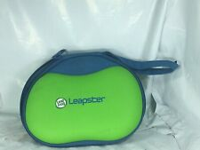 Leap Frog Leapster Carrying Case Only Excellent Condition Green blue Fs Euc