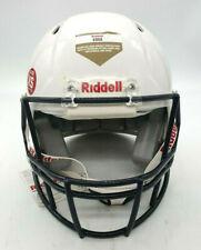 Riddell Edge Youth Helmet, White, XS