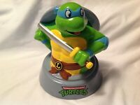 Teenage Mutant Ninja Turtles Leonardo Ceramic Piggy Bank