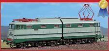 E646 185 Grigio/verde delle FS - Art. Acme 60166