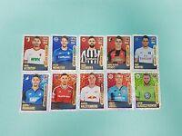 Topps Bundesliga Sticker 2016/2017 10 x Limitierte Auflage Neu 16/17