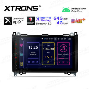 """9"""" Android 10.0 GPS Car Stereo Head Unit for Mercedes Benz A/B-Class W245 W169"""
