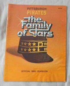 1980 Pittsburgh Pirates Yearbook