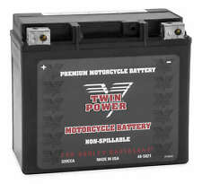 Twin Power GYZ20H Premium Factory Activated AGM Battery TPWM72RGH