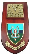 63 SAS SPECIAL AIR SERVICE CLASSIC HAND MADE TO ORDER WALL CLOCK