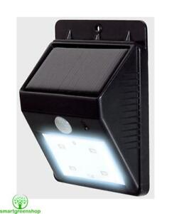 POWERplus Cat Solar Powered PIR Sensor LED Outdoor Area Light