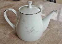 RARE Noritake Rowena 6322 Teapot with Lid  China Dish