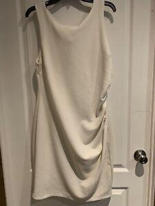 bisou bisou white dress