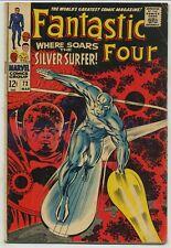 Fantastic Four 72 Silver Surfer!