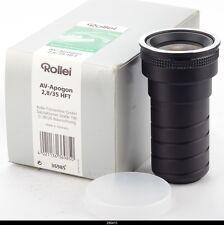 Lens Rollei  Fototechnic  AV APOGON 2,8/35mm HFT Projection  Mint Box