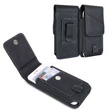 Vertical LEATHER CASE FOR Samsung S20+ PLUS CARRYING POUCH BELT CLIP HOLSTER