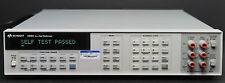 HP Keysight 3458A Digital Multimeter, 8½ Digit, Calibrated with data