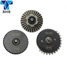 SHS 100:300 Helical Super Torque Gear Set For Ver.2 / 3 AEG Airsoft Gearbox