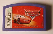 """LeapFrog Leapster """"Disney Pixar Cars"""" ~ Cartridge Only"""