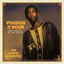 NEW From Senegal to the World: 80s Classics & Rarities (Audio CD)