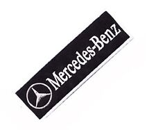 Mercedes Benz MOTOR AUTO Ecusson Broder patch 4x12 cm