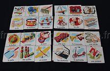 P070 Ecole jeu STUDIA LOTO enfant bateau bordas voiture JEP trotinette sceau ++