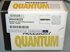 (PRL) MANFROTTO QUANTUM ACCESSORY TURBO CAVO CABLE XKZ2 NIKON CANON BANTAM FLASH