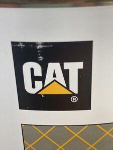 1 Gal Genuine Cat Caterpillar Yellow Gloss Tractor Heavy Equipment Paint FAST