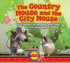 The Country Mouse and the City Mouse: Is It Better to Be Poor and Safe or Rich a