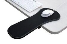 Restman Comfort Wrist/Forearm Support Mouse Pad Mat Armrest - Black