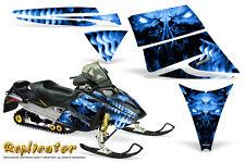SKI-DOO REV MXZ 03-09 SNOWMOBILE SLED CREATORX GRAPHICS KIT REPLICATOR BLUE