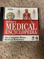 Mosby's Medical Encyclopedia. The complete home medical reference by Softkey
