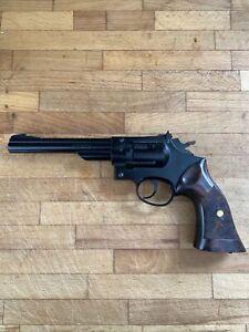 Crossman Model 38T Revolver pellet gun