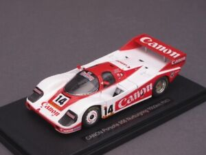 1/43 Ebbro Porsche 956 #14 - Canon - 1000km Nürburgring 1983 - 44360