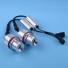 40W LED Angel Eyes Marker Light Bulb Error Free Fit for BMW E39 E60 Halo Rings